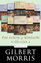 The House of Winslow Collection 4: Books 31 - 40 - eBook