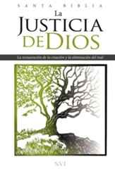 Santa Biblia NVI La Justicia de Dios, NVI God's Justice: The Holy Bible, softcover