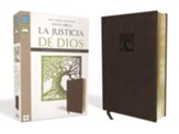 Santa Biblia NVI La Justicia de Dios, NVI God's Justice: The Holy Bible--soft leather-look
