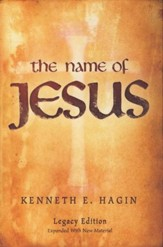 The Name of Jesus: Legacy Edition