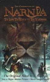 The Chronicles of Narnia: The Lion the Witch and the Wardrobe  Movie Tie-in, Mass Market Edition