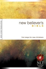 New Believer's Bible NLT - eBook