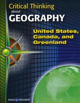 Critical Thinking About Geography Series, 3 Volumes