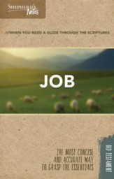 Shepherd's Notes: Job - Slightly Imperfect