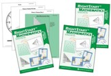 RightStart Math Level D Book Bundle,  Second Edition