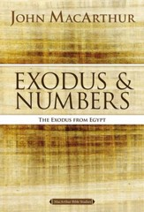 Exodus and Numbers: The Exodus from Egypt - eBook