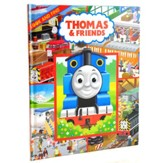 Thomas & Friends: Look And Find