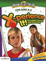 X-perience It! Ages 9 to 11