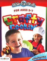 Crafty Cookin'--Ages 5 to 7
