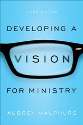 Developing a Vision for Ministry - eBook