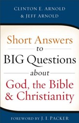 Short Answers to Big Questions about God, the Bible, and Christianity - eBook