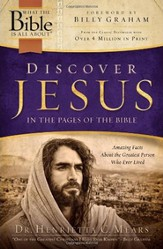 Discover Jesus in the Pages of the Bible: Amazing Facts About the Greatest Person Who Ever Lived - Slightly Imperfect