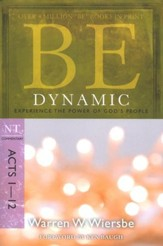 Be Dynamic (Acts 1-12) - Slightly Imperfect