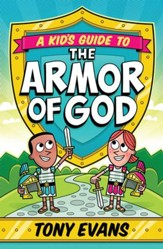 Kid's Guide to the Armor of God, A - eBook