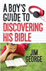 Boy's Guide to Discovering His Bible, A - eBook