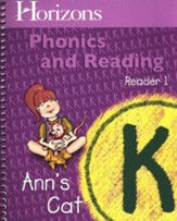 Horizons Phonics & Reading, Grade K, Reader 1