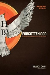 Forgotten God: Reversing Our Tragic Neglect of the Holy Spirit (slightly imperfect)