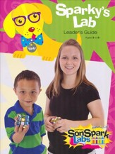 VBS 2015 SonSpark Labs - Sparky's Lab Leader's Guide (PreK & Kindergarten/Ages 3-6)