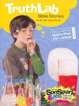 VBS 2015 SonSpark Labs - TruthLab Bible Stories (Grades 3-4/Ages 8-10)
