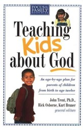 Teaching Kids About God