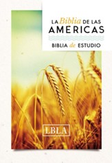 LBLA Biblia de Estudios - Slightly Imperfect
