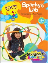 VBS 2015 SonSpark Labs - Sparky's Lab Kindergarten Fun Pages (Kindergarten/Ages)
