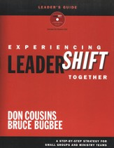 Experiencing LeaderShift Together Leader's Guide with DVD