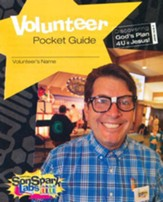 VBS 2015 SonSpark Labs - Volunteer Pocket Guide, Pack of 10