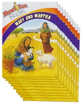 Mary and Martha (Pencil Fun Books)  - Slightly Imperfect