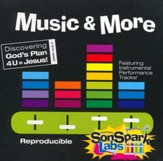 VBS 2015 SonSpark Labs - Music & More CD
