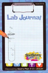 VBS 2015 SonSpark Labs - Lab Journal (Grades 3-4/Ages 8-10)