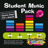 VBS 2015 SonSpark Labs - Student Music Value Pack