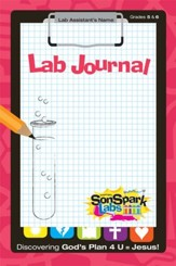 VBS 2015 SonSpark Labs - Lab Journal (Grades 5-6/Ages 10-12)