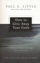 How to Give Away Your Faith - eBook