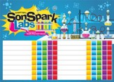 VBS 2015 SonSpark Labs - Attendance Chart