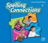 Zaner-Bloser Spelling Connections  Grade 1: Student Edition