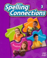 Zaner-Bloser Spelling Connections Grade 3: Student Edition