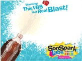 VBS 2015 SonSpark Labs - Outdoor Banner