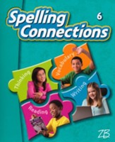Zaner-Bloser Spelling Connections Grade 6: Student Edition
