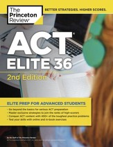 ACT Elite 36, 2nd Edition - eBook