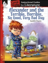 Alexander and the Terrible, Horrible, No Good, Very Bad Day: Instructional Guide