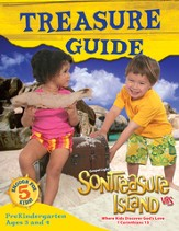 VBS 2014 SonTreasure Island - Treasure Guide: Prekindergarten (Ages 3-4)
