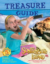 VBS 2014 SonTreasure Island - Treasure Guide: Middler (Grades 3-4/Ages 8-10)
