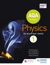 AQA A Level Physics Student Book 1 /  Digital original - eBook