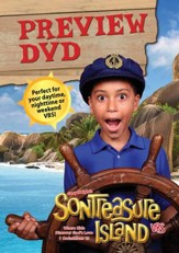 VBS 2014 SonTreasure Island- Preview DVD