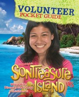 VBS 2014 SonTreasure Island - Volunteer Pocket Guide, 10 Pack