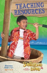 VBS 2014 SonTreasure Island - Teaching Resources: Elementary (Grades 1-6/Ages 6)