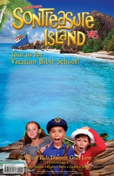 VBS 2014 SonTreasure Island- Publicity Poster