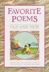 Favorite Poems, Old and New