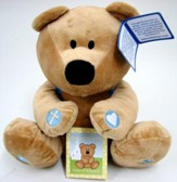 Plush Prayer Bear